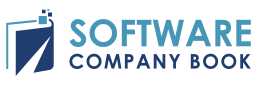 Software Company Book logo